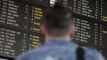 Grève chez Skeyes: influence sur la fréquentation à Brussels Airport et à l'étranger