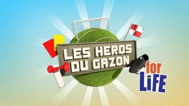 Les Héros du Gazon remontent sur la pelouse au profit de Viva for Life