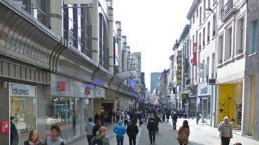 La Rue Neuve, rtbf.be