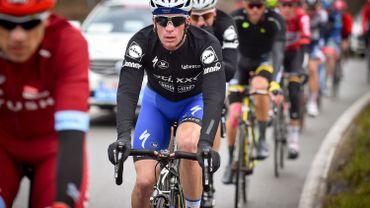 Tour de Suisse - Etixx-Quick Step compte sur Keisse, Lampaert et Vermote