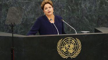 AG de l'ONU: le programme d'écoutes américain critiqué par le Brésil