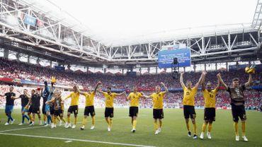L'équipe nationale belge, colosse offensif à la défense d'argile ?