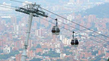 La ville de Liège va-t-elle se doter d'un téléphérique ?