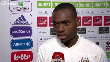 """Anderlecht en PO1: """"On va le faire"""", assure Dimata"""