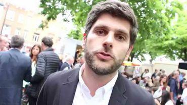 L'avocat et échevin libéral d'Uccle, Jonathan Biermann.