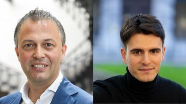 Formation du gouvernement fédéral: Egbert Lachaert (Open Vld) et Conner Rousseau (sp.a) préformateurs