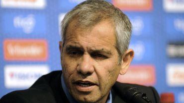 Victor Genes nouveau coach du Paraguay