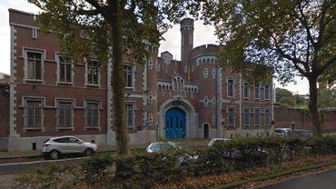La prison de Mons