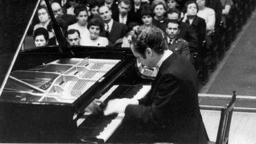 Malcolm Frager à Budapest en 1969