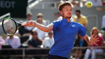 David Goffin reste 33e au classement ATP, qui connait peu de changements