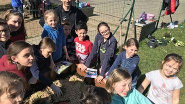 Semer les graines du respect environnemental chez l'enfant, une sensibilisation qui débute à l'école fondamentale. Grâce à des ateliers de jardinage, notamment.