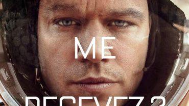 Dans le film, un équipage de la Nasa est en mission là-bas lorsque le personnage joué par Matt Damon est abandonné, laissé pour mort, pendant une évacuation d'urgence