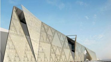 Grand Musée du Caire: un projet pharaonique mené par le Belge Besix