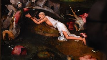 La plupart des toiles de Bosch exposées dans sa ville natale pour les 500 ans de sa mort