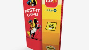 Vous avez jusqu'au 10 octobre pour acheter les Post-it CAP48 !