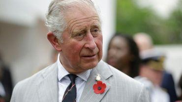 le Prince Charles en visite à Lagos le 7 novembre 2018