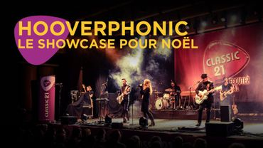 Le showcase exclusif d'Hooverphonic