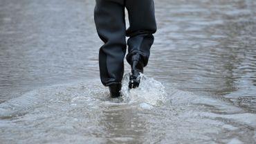 Intempéries: une vingtaine d'interventions des pompiers pour des inondations en Brabant wallon