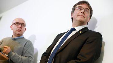 L'avocat international de Puigdemont visé par des perquisitions liées à un narcotrafic