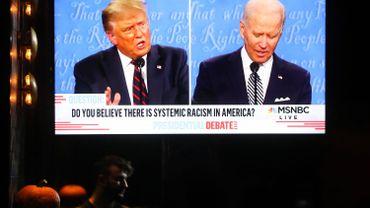 Présidentielle américaine 2020 : le prochain débat présidentiel entre Trump et Biden se tiendra virtuellement, Trump n'en veut pas