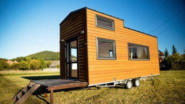 Tiny house : beaucoup en rêvent, peu sautent le pas.