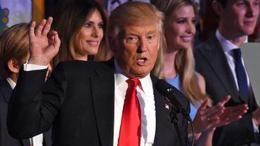USA: une chef démocrate pas favorable à une procédure de destitution contre Trump