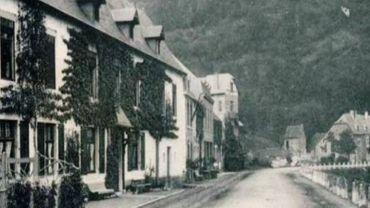 La bâtisse datait du 18ième siècle. Elle était un témoin du passé de la commune.