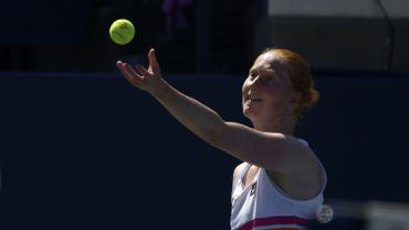 Alison Van Uytvanck domine Ysaline Bonaventure au premier tour à Linz