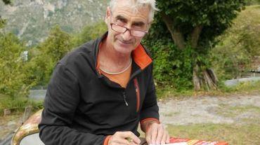 Photo non datée de Hervé Gourdel