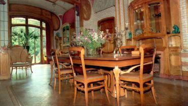 Vue intérieure du Musée Horta