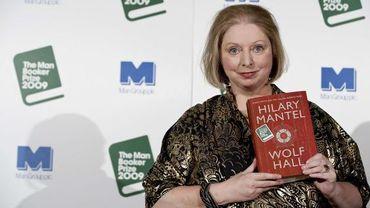 Hilary Mantel, et le premier tome de sa trilogie sur Thomas Cromwell, Wolf Hall, Man Booker Prize en 2009