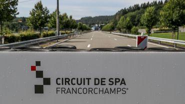Un dispositif inédit pour la F1 à Spa-Francorchamps