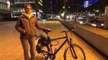 """Semaine de la mobilité: """"le frein numéro un au développement du vélo à Bruxelles, c'est la voiture"""""""