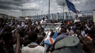 Mardi, des violences avaient éclaté autour de Martin Fayulu lors de sa venue à Lubumbashi.