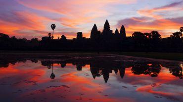 Le temple d'Angkor Wat au Cambodge, élu plus belle destination du monde.