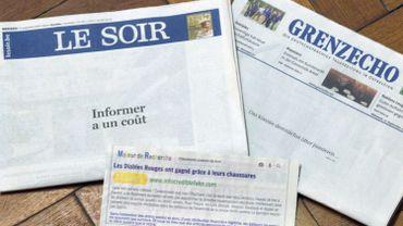 Quelques lecteurs commencent cependant à s'abonner à plusieurs médias en même temps.
