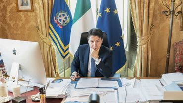 Italie: la justice va entendre Giuseppe Conte sur la gestion de l'épidémie.