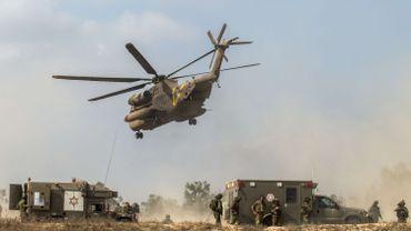 """Gaza: les vols suspendus vers Tel Aviv, une """"grande victoire"""" pour le Hamas"""