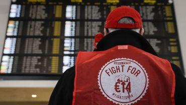 Des arrêts de travail attendus le 1er décembre, en cause la condamnation de 17 militants du syndicat socialiste
