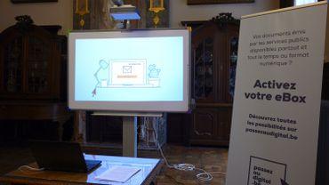 L'eBox est une boîte aux lettres électronique permettant de communiquer entre l'autorité et le citoyen