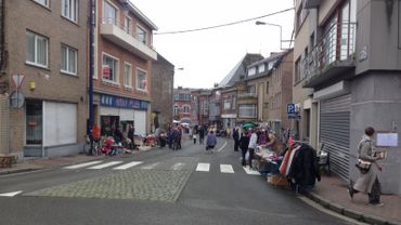 Dimanche sans voiture à Amay: les piétons et les cyclistes à la fête