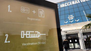 Peu de Bruxellois ont déjà répondu à l'invitation pour se faire vacciner