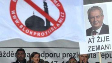 """L'intégration de musulmans en Europe """"pratiquement impossible"""", selon le président tchèque"""