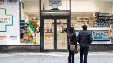 Coronavirus: les pharmaciens bruxellois pourront aussi signaler des violences intrafamiliales