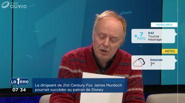 Michel Gassée a interrogé François Gobbe sur la liste noire des paradis fiscaux