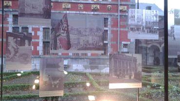 Des photos de Liège sous l'occupation.