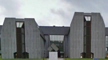 Six ans et huit mois de prison ferme pour avoir terrorisé sa femme et ses onze enfants (photo: Palais de Justice de Huy)