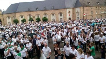 Procession d'Echternach, une tradition depuis des siècles