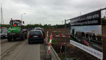 Seraing: 3 millions pour dépolluer la voirie du futur boulevard urbain