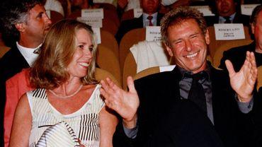 Melissa Mathison et Harrison Ford